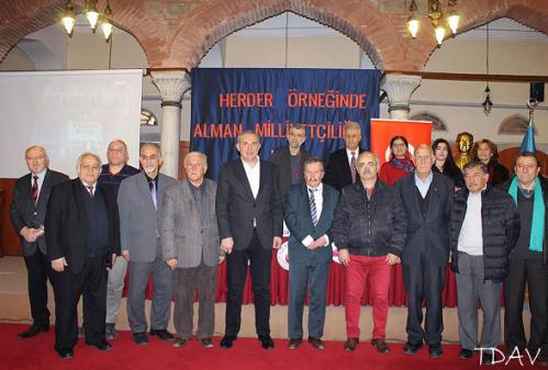 Turan Kültür Merkezi - Herder Örneğinde Alman Milliyetçiliği