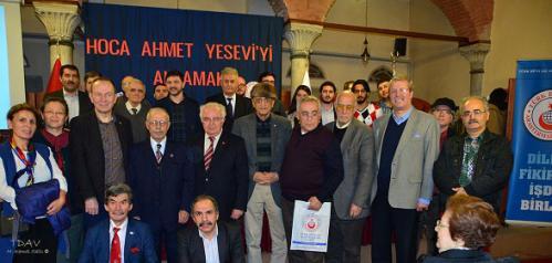 Turan Kültür Merkezi - Hoca Ahmet Yesevî'yi Anlamak