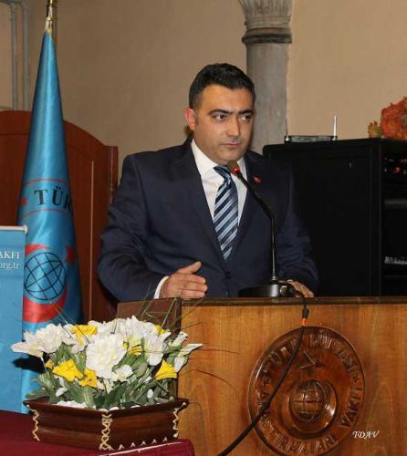 Turan Kültür Merkezi - Servet Kabaklı'yı Anma Programı