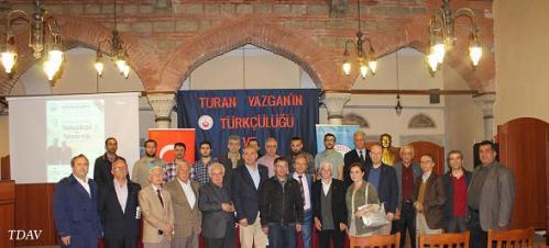 Turan Kültür Merkezi - Turan Yazgan'ın Türkçülüğü ve Turancılığı