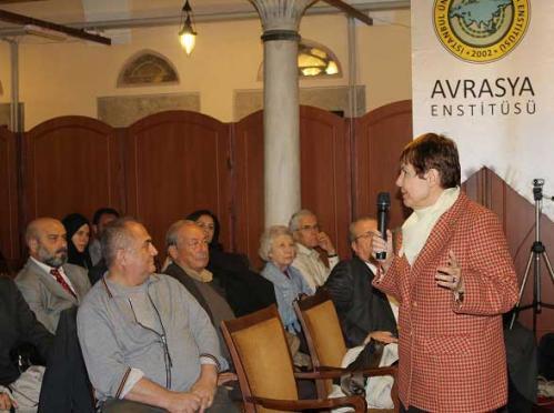 Turan Kültür Merkezi - Türk Dünyası'nın Dünü, Bugünü, Yarını
