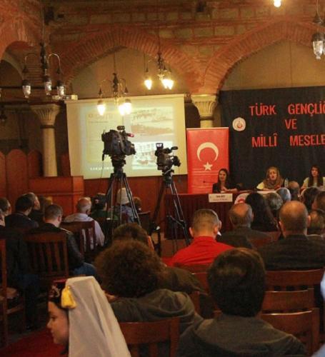 Turan Kültür Merkezi - Türk Gençliği ve Milli Meseleler / Üniversite Olayları