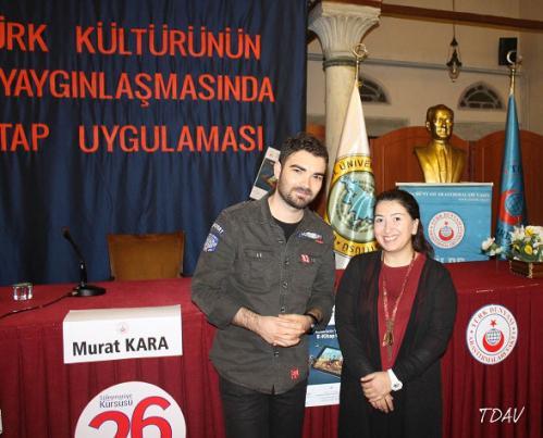 Turan Kültür Merkezi - Türk Kültürünün Yaygınlaşmasında E-Kitap Uygulaması