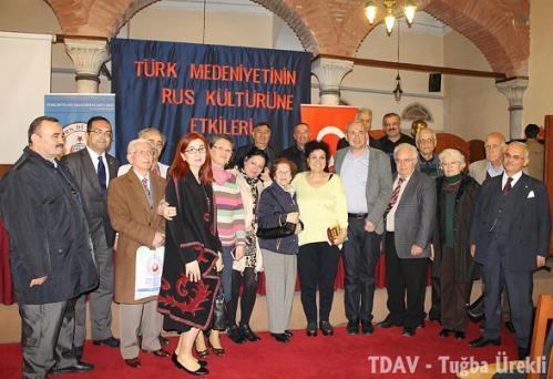 Turan Kültür Merkezi - Türk Medeniyetinin Rus Kültürüne Etkileri