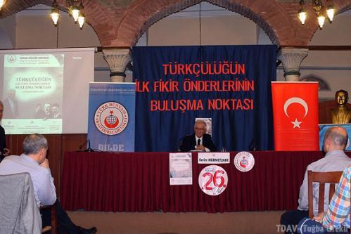 Turan Kültür Merkezi - Türkçülüğün İlk Fikir Önderlerinin Buluşma Noktası