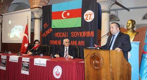 Turan Kültür Merkezi - 25. Yılında Hocalı Soykırımı ve Ermeni Yalanları