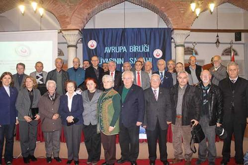 Turan Kültür Merkezi - Avrupa Birliği Rüyasının Sabahı