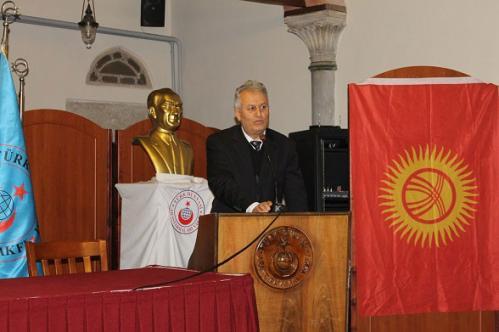 Turan Kültür Merkezi - Bağımsızlığının 25. Yılında Kırgızistan ve Türk Dünyası