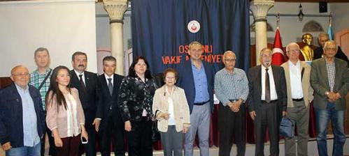 Turan Kültür Merkezi - Osmanlı Vakıf Medeniyeti
