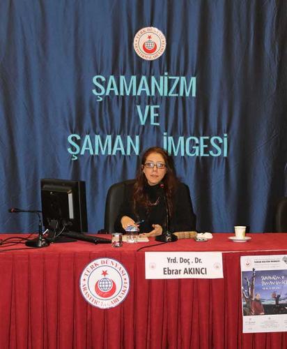 Turan Kültür Merkezi - Şamanizm ve Şaman İmgesi