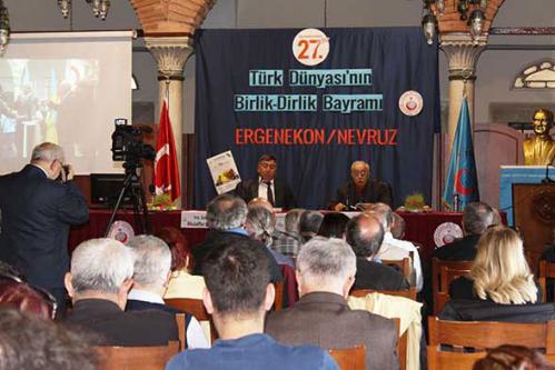 Turan Kültür Merkezi - Türk Dünyası'nın Birlik-Dirlik Bayramı Ergenekon/Nevruz