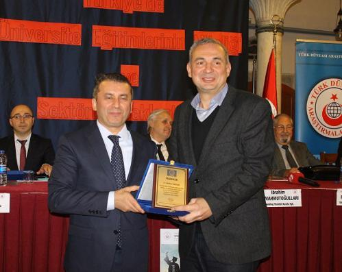 Turan Kültür Merkezi - Türkiye'de Üniversite Eğitimlerinin Niteliği ve Sektörün Beklentileri