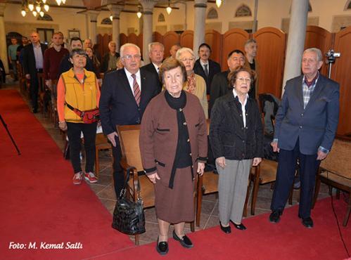 Turan Kültür Merkezi - Türklük Sevdalısı Hocamız Necmettin Hacıeminoğlu