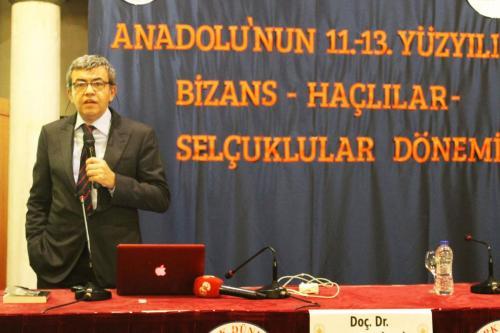 Turan Kültür Merkezi - Anadolu'nun 11. ve 13. Yüzyılı Bizans / Haçlılar ve Selçuklular Dönemi