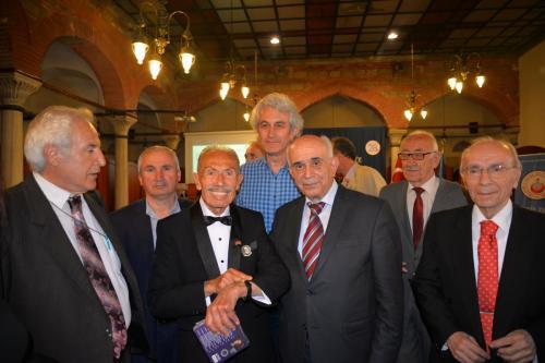 Turan Kültür Merkezi - Bozkurt İlham Gencer'e Saygı Günü Düzenledik