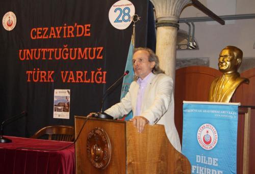 Turan Kültür Merkezi - Cezayir'de Unuttuğumuz Türk Varlığı