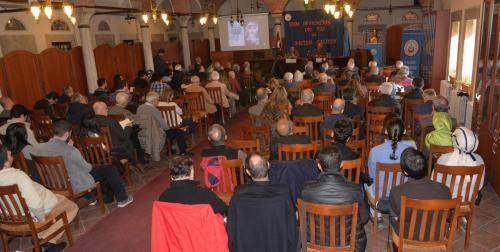 Turan Kültür Merkezi - Ekim Devrimi'nin 100 Yılı ve Sultan Galiyev