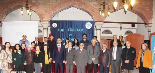 Turan Kültür Merkezi - Eski Türkler ve Medeniyet