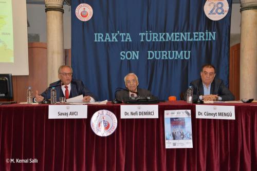 Turan Kültür Merkezi - Irak'ta Türkmenlerin Son Durumu