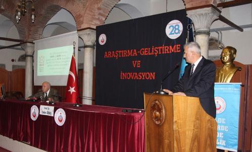 Turan Kültür Merkezi - Kalkınmada Araştırma Geliştirme ve İnovasyonun Önemi