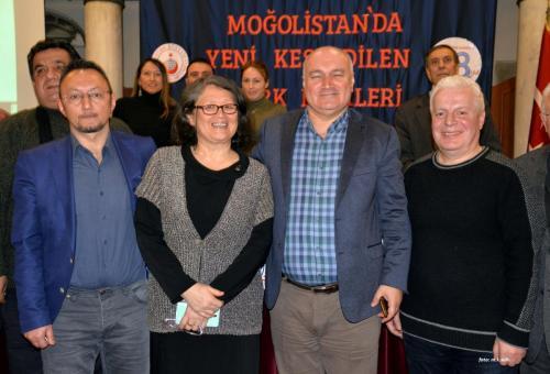Turan Kültür Merkezi - Moğolistan'da Yeni Keşfedilen Türk Eserleri
