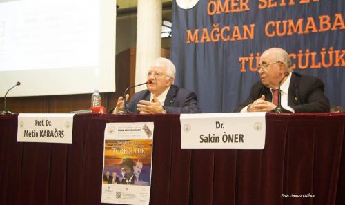 Turan Kültür Merkezi - Ömer Seyfettin'den Mağcan Cumabayoğlu'na Türkçülük