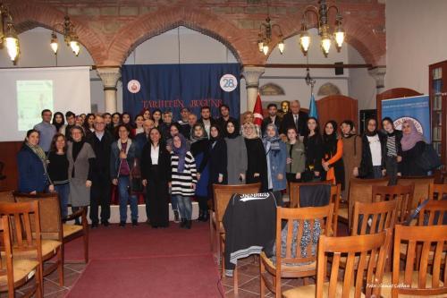 Turan Kültür Merkezi - Tarihten Bugüne Türk Kadını