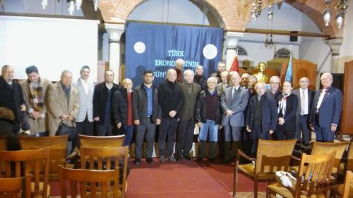 Turan Kültür Merkezi - Türk Ekonomisinin Dünü Bugünü