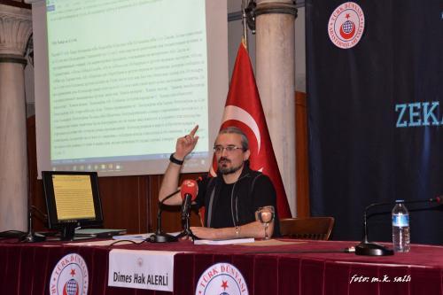 Turan Kültür Merkezi - Türkler ve Zekâ Oyunları