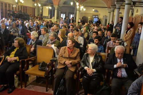 Turan Kültür Merkezi - Türklüğün Orta Doğu'daki Sıcak Gündemi