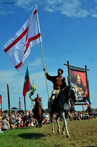 Macaristan'da Turan Kurultayı'na Katıldık 2014