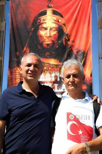 Macaristan'da Turan Kurultayı'na Katıldık 2016