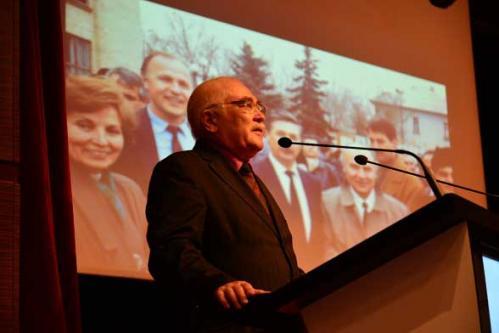Prof. Dr. Turan Yazgan'ı Anma Programı 2015