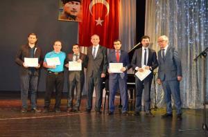 Türk Dünyası Bakü Atatürk Lisesi 2016 Mezuniyet Töreni