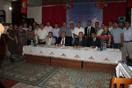 Türk Dünyası Celalabat Fakülteleri 2015 Mezuniyet Töreni