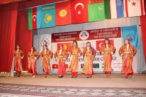 Türk Dünyası Celalabad İşletme Fakültesi Tanıtım