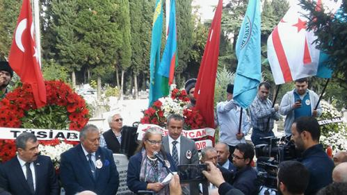 Nuri Paşa'yı Andık