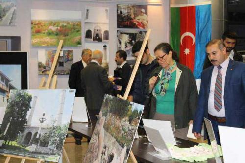 İşgal Öncesi ve Sonrası Karabağ'da 3 Nesil 1 Soykırım Eşya Sergisi